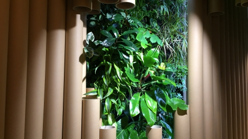 Nano ENERGIES vertikální zahrada